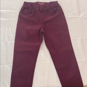 Cat and Jack girls jeggings